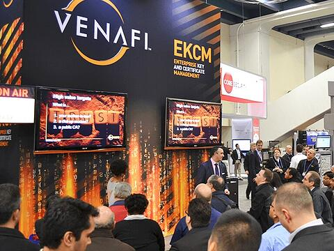 Venafi Cyber Security Marketing | Eventige