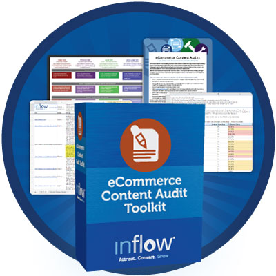 inflow eCommerce content audit toolkit
