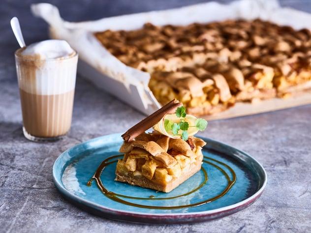 Heb jij wel of geen huisgemaakte appeltaart op de kaart?