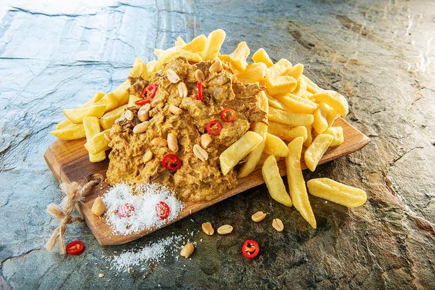 Kies voor de onweerstaanbare Loaded Fries
