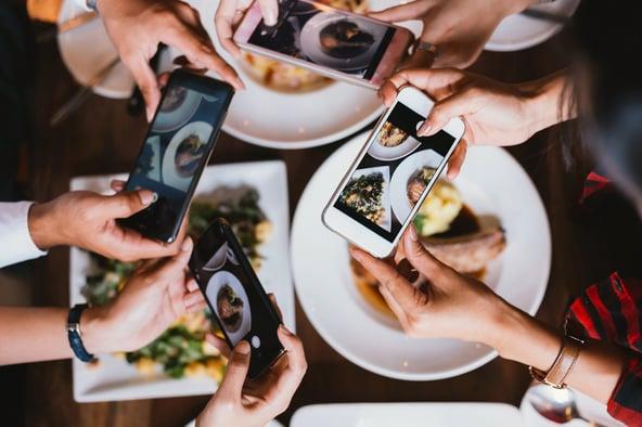 Zo zet je social media in voor jouw restaurant