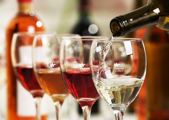 Steel de show en verbeter je rendement met gepersonaliseerde wijnglazen