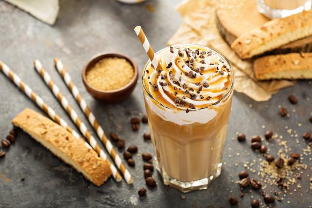 Verrijk je drankenkaart met ijskoffie!