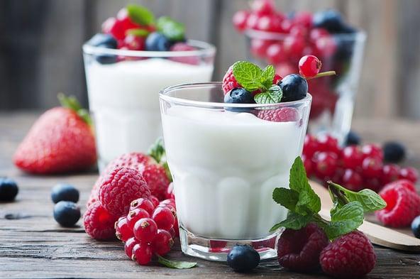 Verse yoghurt die opklopbaar is als slagroom? Het kan!
