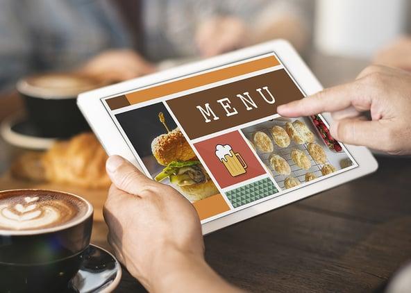 Veilig en verantwoord bestellingen opnemen, serveren en betalen