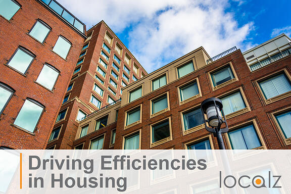 Driving Efficiencies in Housing