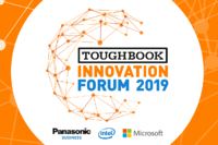 Showcasing at the Toughbook Innovation Forum 2019