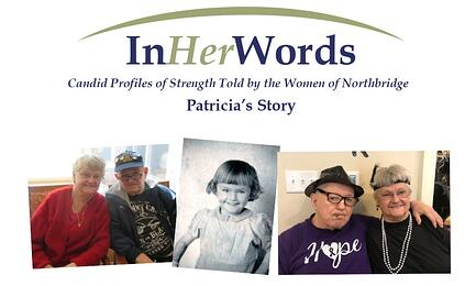 Patricia's Story In Her Words