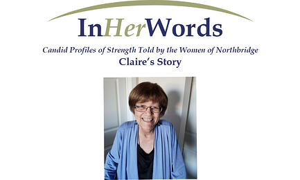 Claire's Story