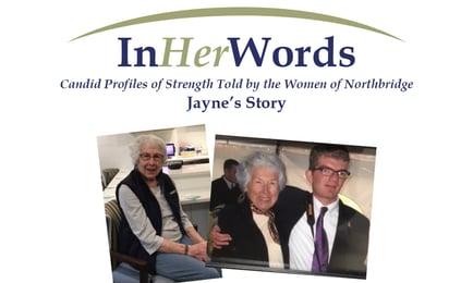 Jayne's Story