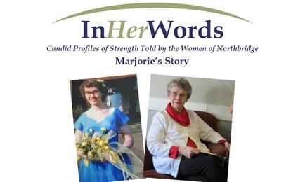 Marjorie's Story