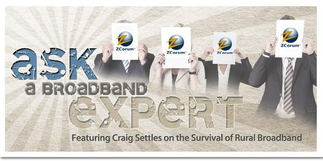 ask an expert rural broadband craig settles