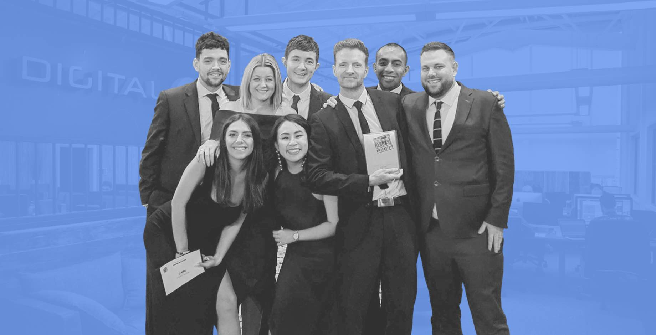 Leadership team - Awards photo