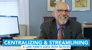 Fleckenstein & Associates- Centralizing and Streamlining a Law Firms Data With M-Files