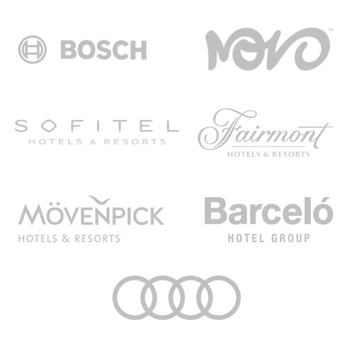 Sample of Social Media Clients - Nexa, Digital, Dubai