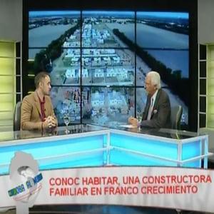 Gustavo Tobi entrevista a Ezequiel Ocaña.