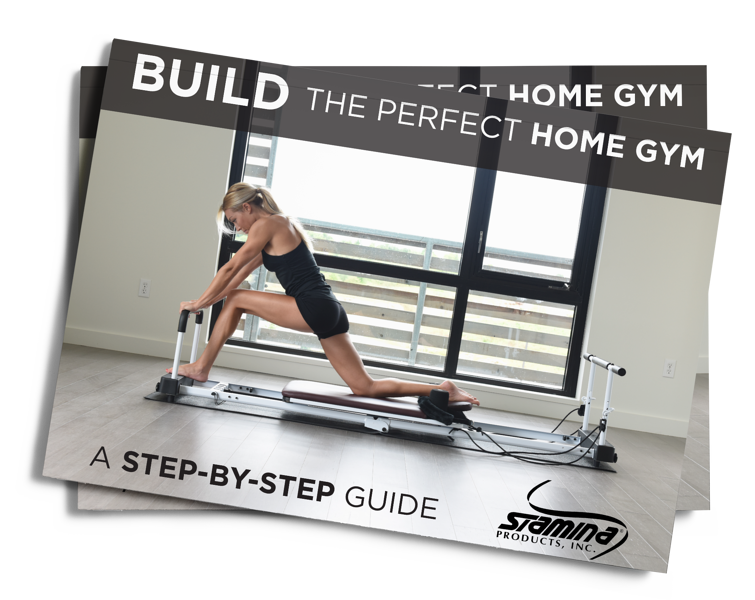 How to build the perfect home gym.