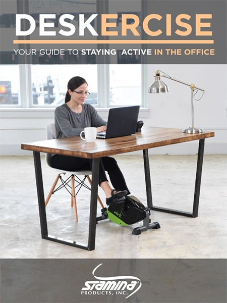 Deskercise-Staying active in the office