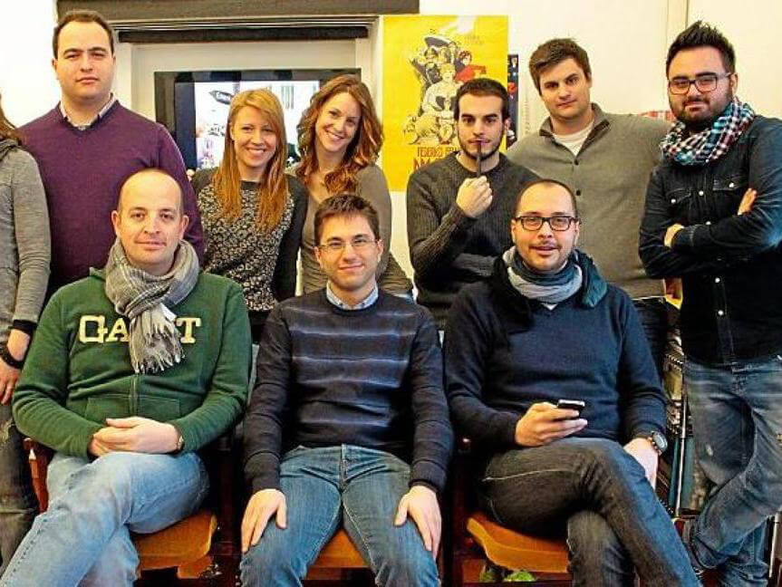Il team di MP Quadro