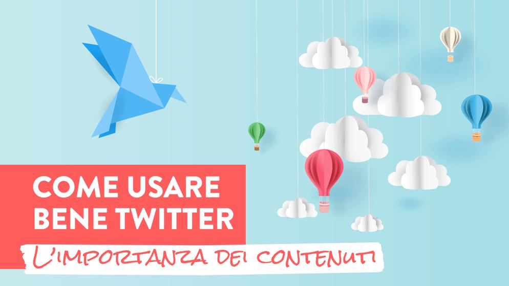 Come usare twitter per la tua azienda