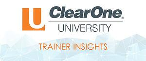 clearone-training-trainer-insights