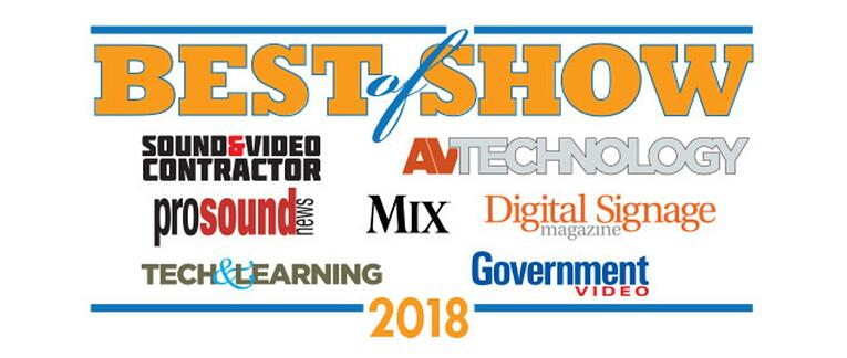 Best-of-Show-InfoComm-2018