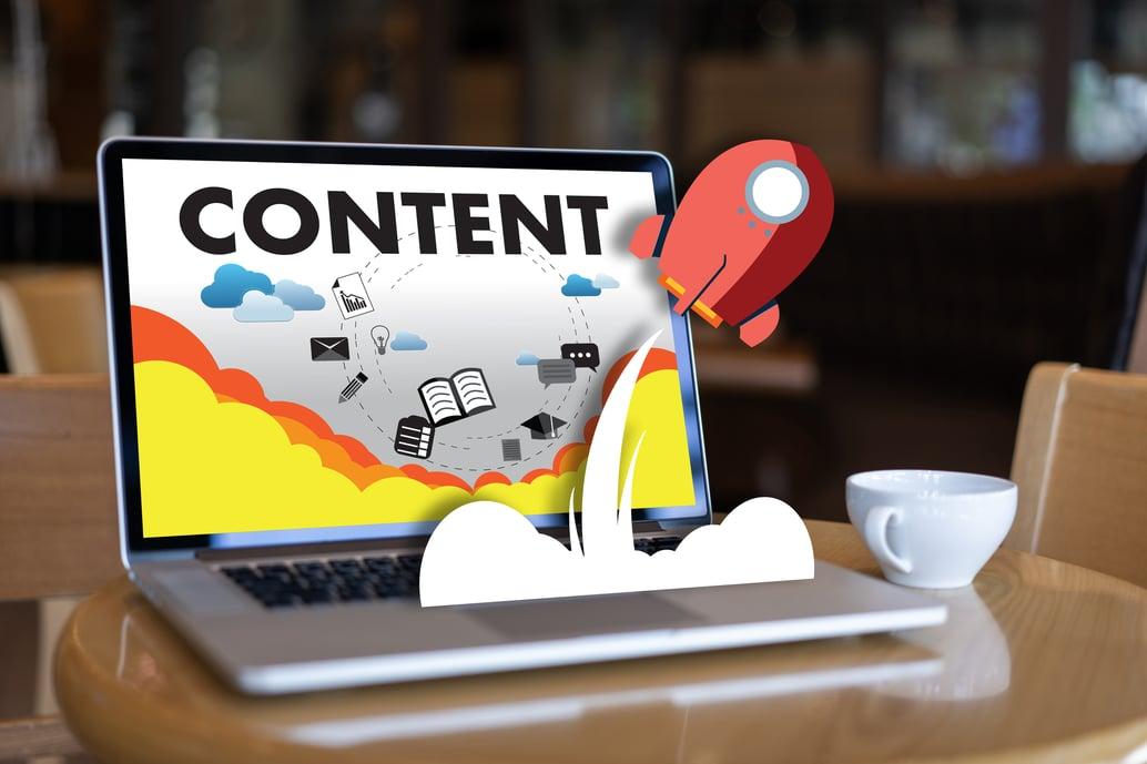 Content Velocity Marketing