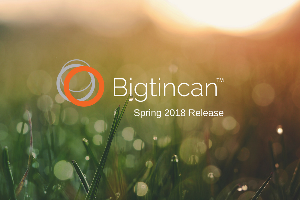 Spring-2018-Release