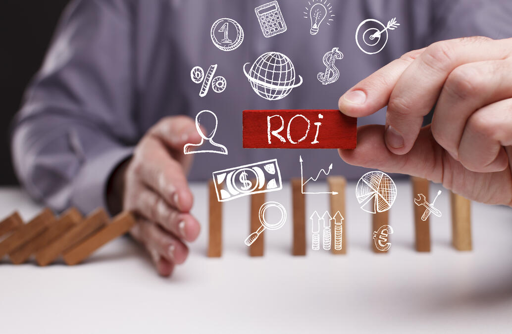 calculate sales enablement ROI blog