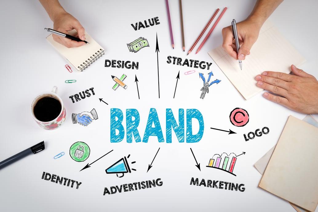 retaining brand identity