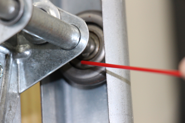 with regular lubrication your door system will last far longer and require less service and repair work according to angieslist average repairs can run - Lubricate Garage Door