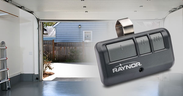 How To Program A Raynor Garage Door Remote Control