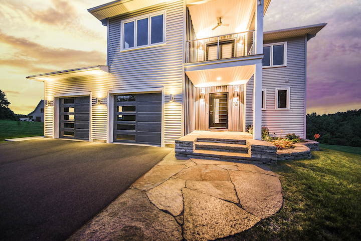 Personalize The Color Of Your New Garage Doors