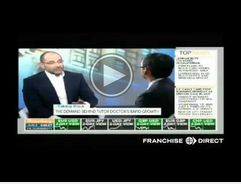 Tutor Doctor Franchise Interview on Bloomberg