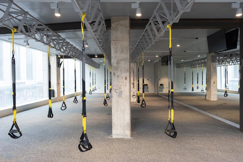 London's  First Licensed TRX Studio