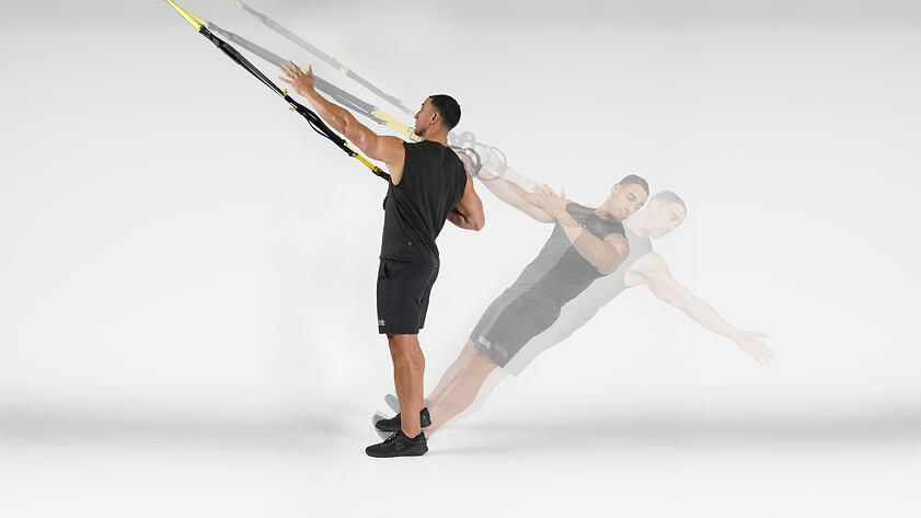 PART 2: THE EVOLUTION OF THE TRX FOUNDATIONAL MOVEMENTS [ROTATE TO TWIST]