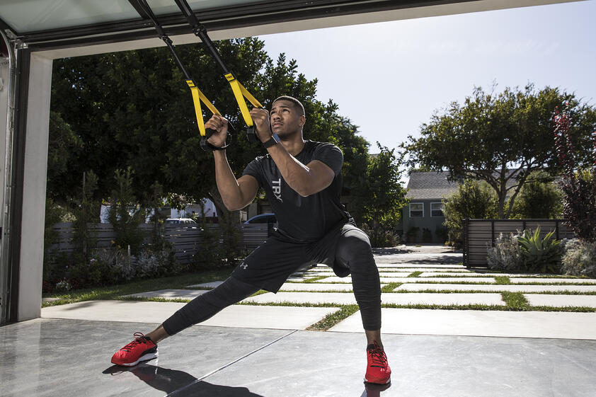 3 WAYS TO BUILD YOUR OWN #TRXATHOME WORKOUT