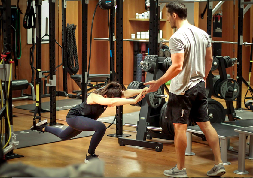 Guest blogger Tim Blakey: TRX  For Balance and Mobility