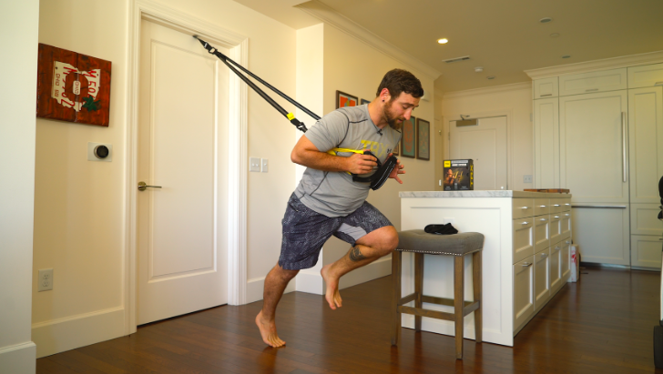 15-MINUTE TRX HOME WORKOUT