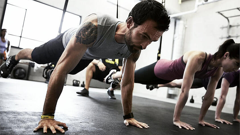 I Love To Hate You: 5 TRX Foolproof AB Exercises