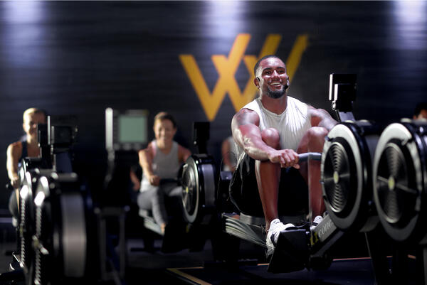 Top 5 Reasons a Rowing Workout is for you