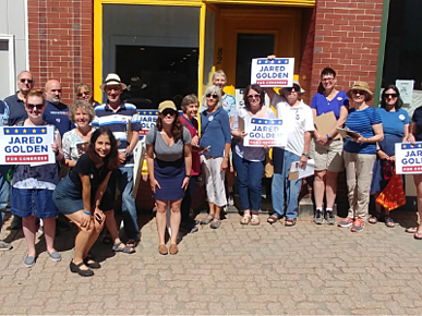 Making an Impact: Susan Labandibar and Swing Left Greater Boston