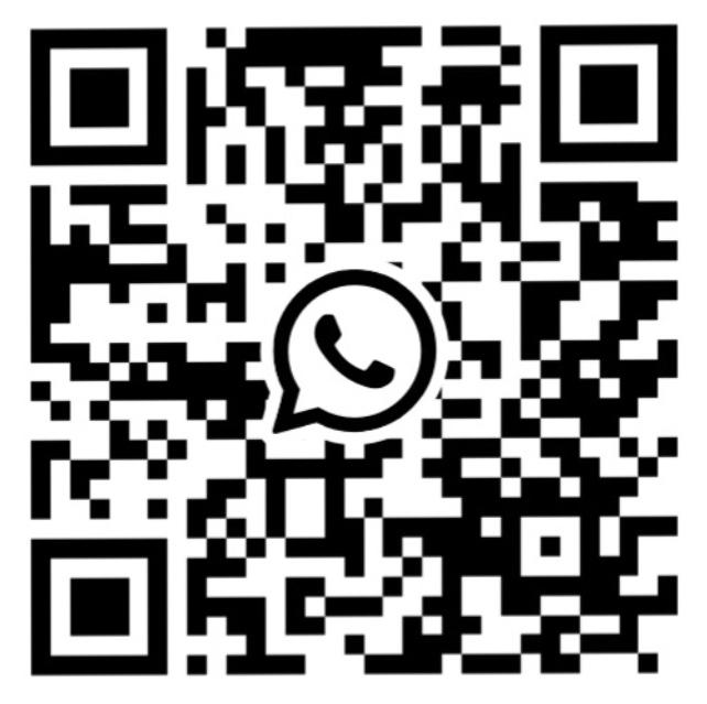 Brands Whatsapp QR Code