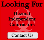 Dallas Hazmat Independ Contractor