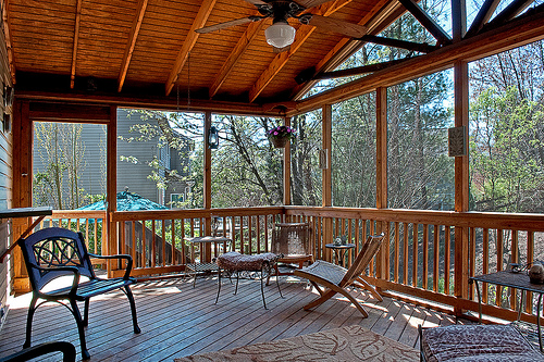 6 Things To Consider Before Deciding Whether Or Not To Enclose A Patio