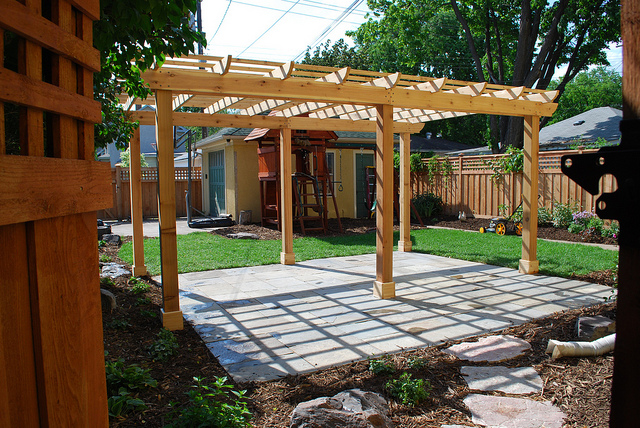 Free Pergola Plans...A Beginner's Guide On How To Build a ...
