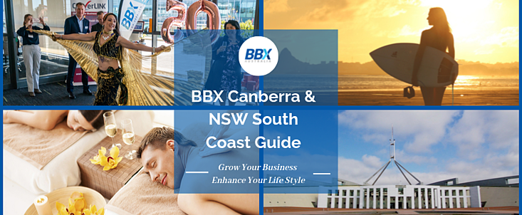 BBX Canberra & NSW South Coast Guide