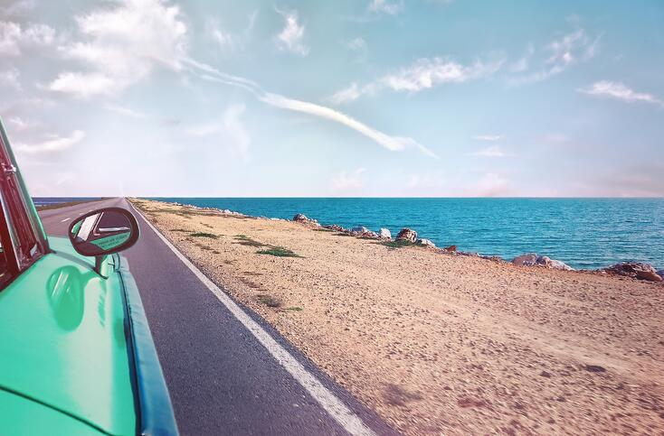 asphalt-automobile-beach-1118448
