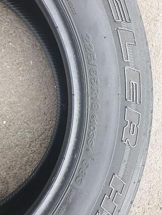 Bridgestone Tyre 225 65R18 103S (1)