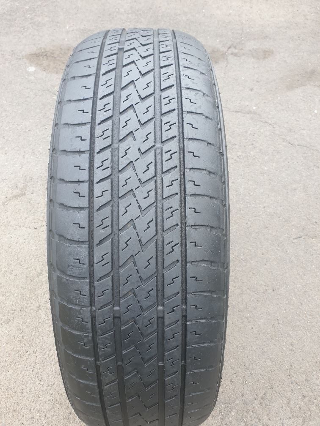 Bridgestone tyre Dueler HL 22565R18 103S (1)